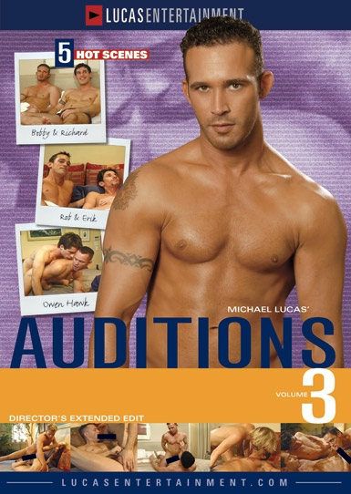 Auditions 03 Front Cover