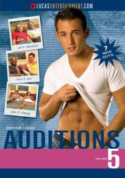 Auditions 05 Front Cover