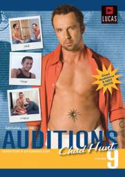 Auditions 09: Chad Hunt Front Cover