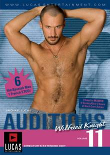Auditions 11: Wilfried Knight Front Cover
