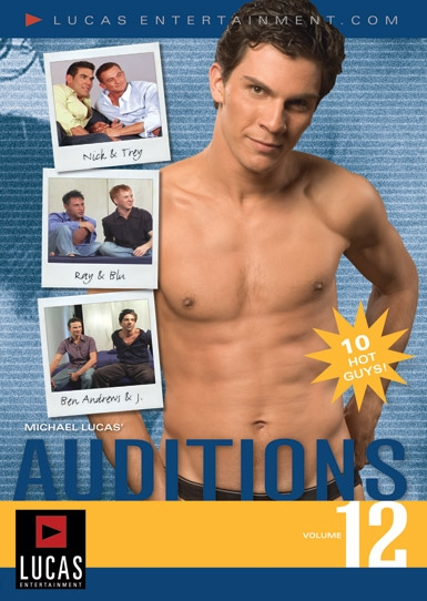 Auditions 12 Front Cover