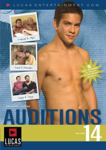 Auditions 14 Front Cover