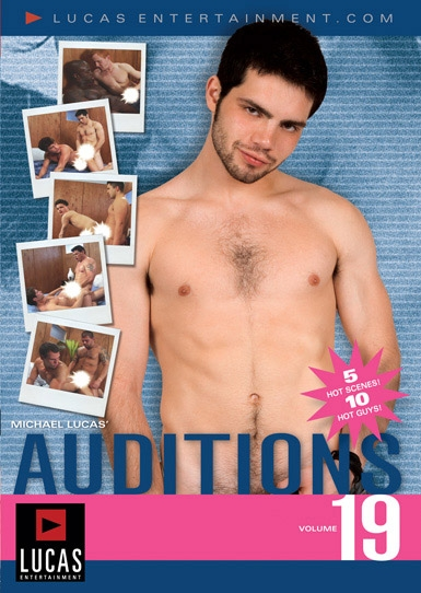 Auditions 19 Front Cover