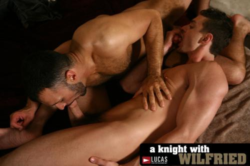 Wilfried knight and victor steele 1