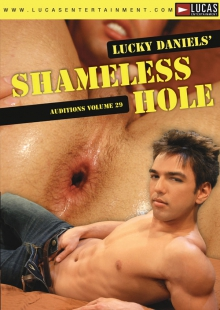 Auditions 29: Lucky Daniels' Shameless Hole Front Cover