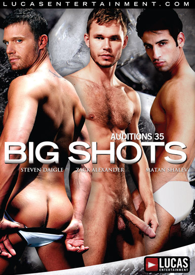 Auditions 35: Big Shots Front Cover