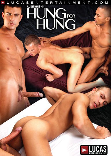 Auditions 44: Hung for Hung Front Cover
