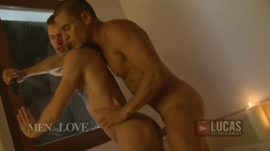 Rafael Carreras Bathes and Fucks Leo Helios by Candlelight