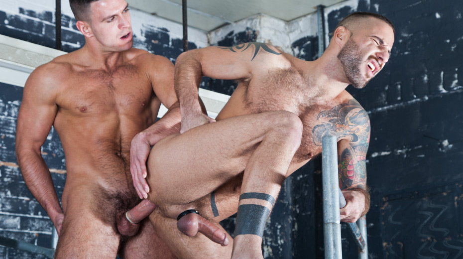 Jonathan Agassi Takes Every Inch of Paddy O'Brian