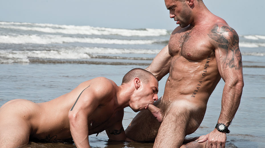 Jake Genesis Fucks Jesse Santana At The Beach – Original Sinners Part 2