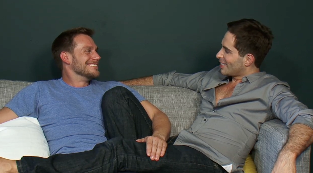 Michael Lucas interviews new exclusive Hans Berlin