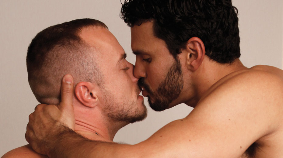 Gay Kissing Porn Movies