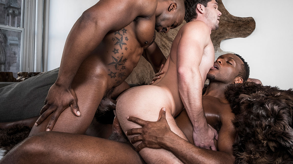 Interracial muscle xvideos