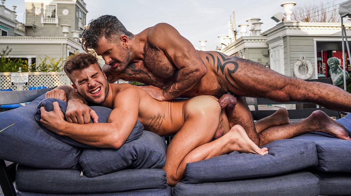 Adam Kilian Porn Movies adam killian tops allen king   bareback gay sex   lucas