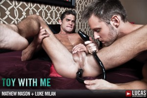 Lucas Raunch: Toy With Me: Scene 4