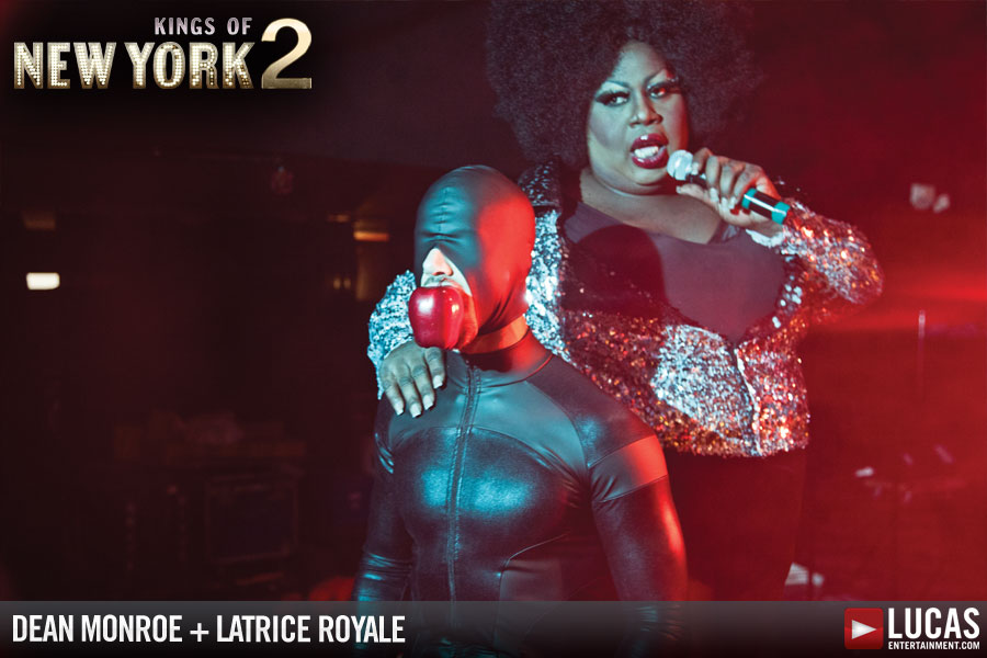 Latrice Royale Reveals He's a BIG Top – Behind the Scenes
