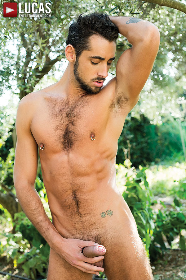 Massimo Piano   Pure Masculine Beauty