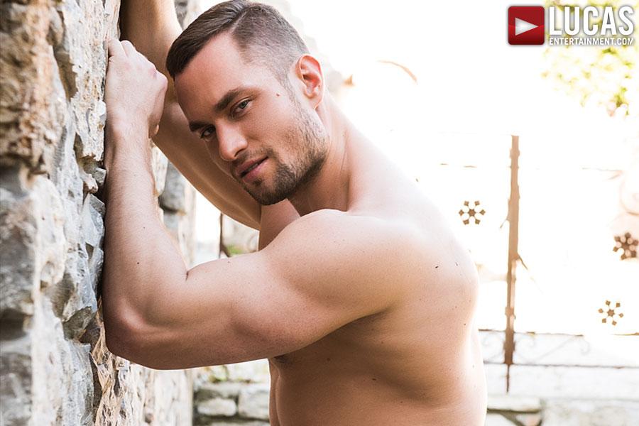 Meet Stas Landon, Our New Lucas Entertainment Exclusive Model