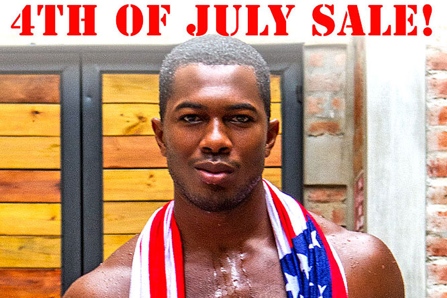 July 4th Sale In The Lucas Store! Save 50% Off DVDs And Downloads