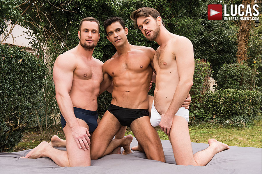 What Are Stas, Zander, And Rafael Up To?