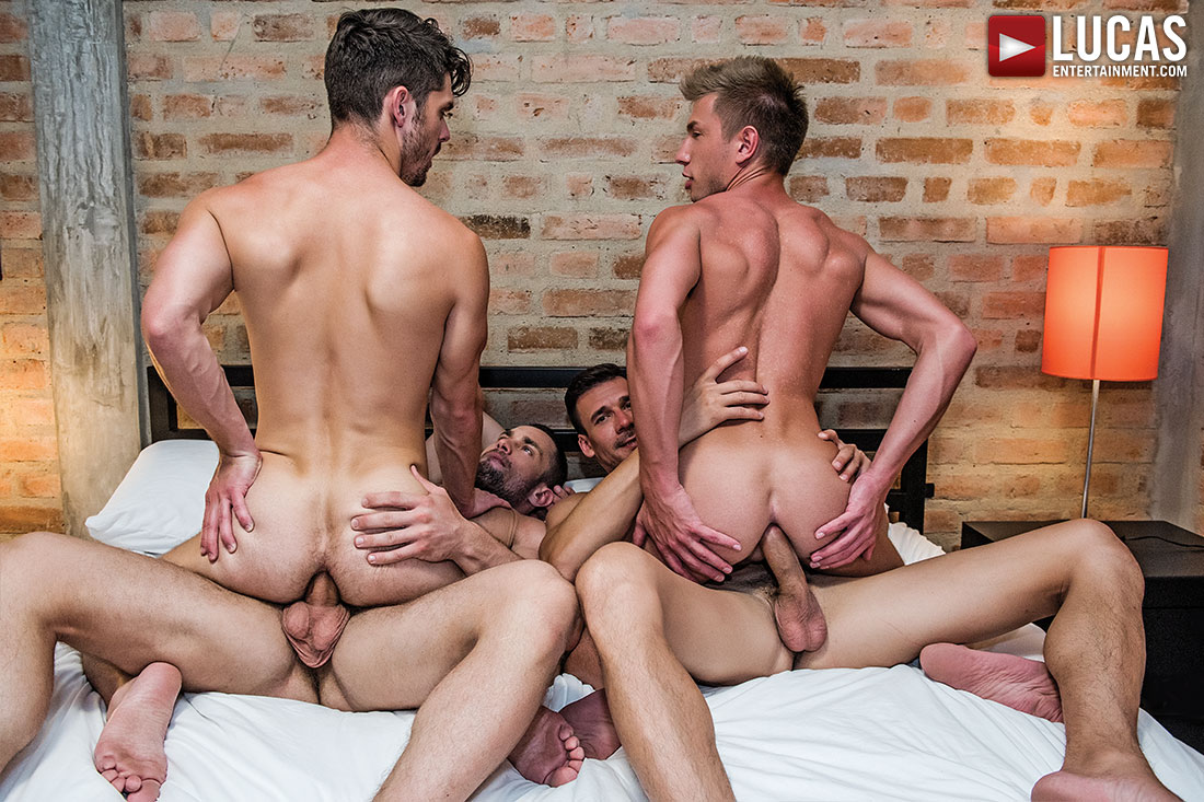 Roman Berman And Stas Landon Team Up On Devin Franco And Bogdan Gromov