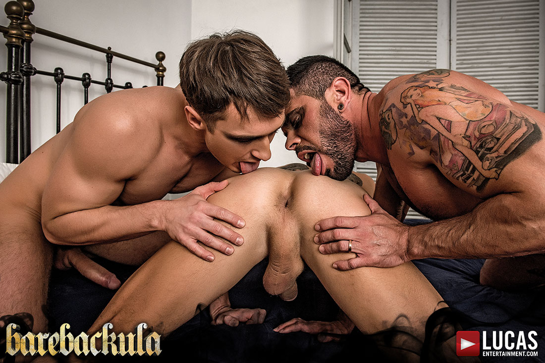 Jonathan Harder Surrenders His Hole To Barebackula's Minions This Friday