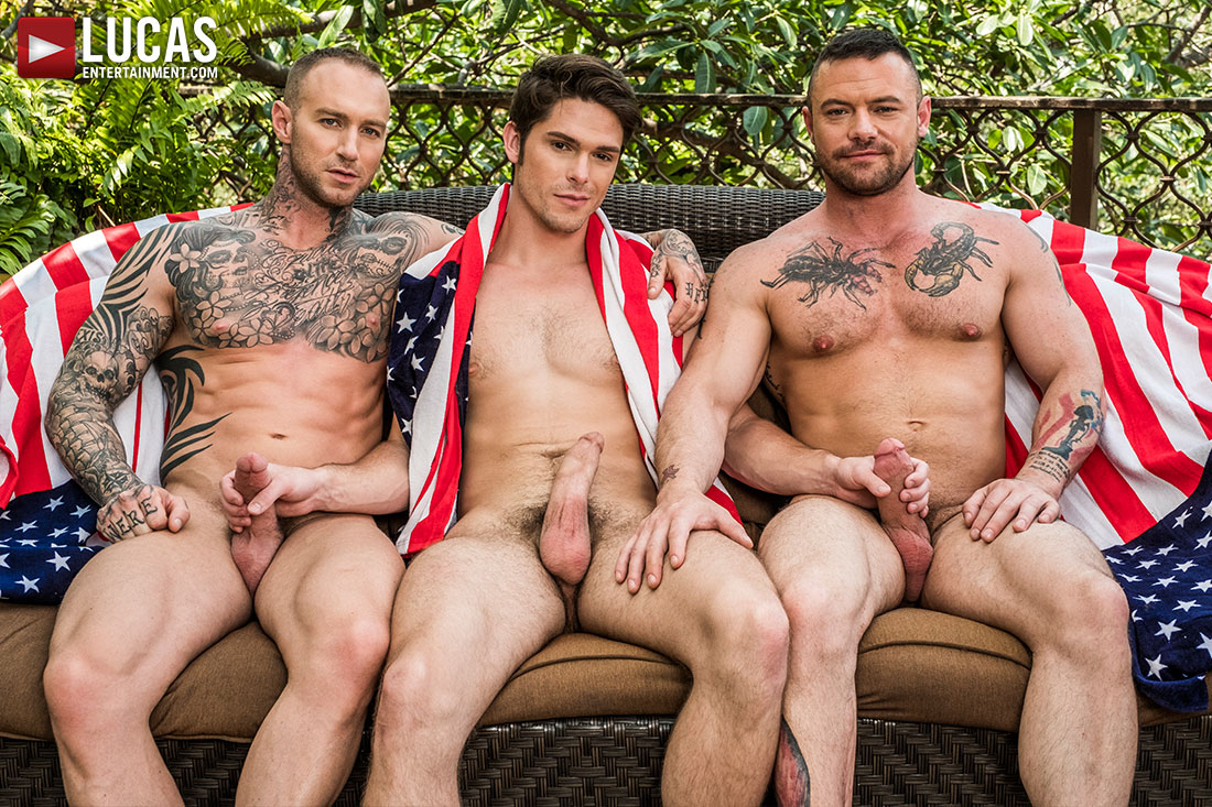 Celebrate July 4th With Sergeant, Dylan, And Devin