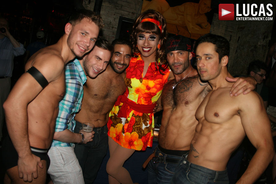 Bianca Del Rio   The Drag Queen's History At Lucas Entertainment