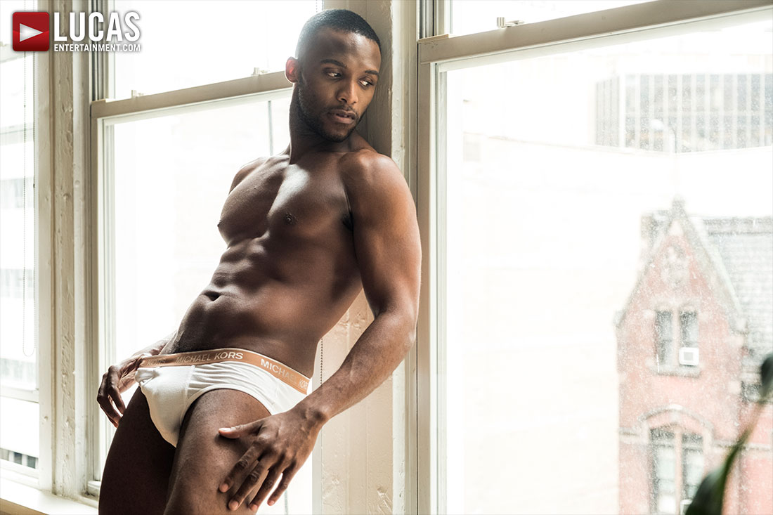 Meet Andre Donovan, Lucas Entertainment's New Exclusive Model