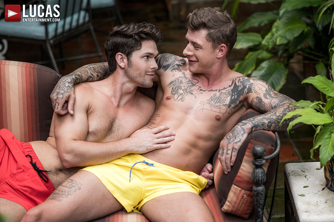Watch The 'Bareback Auditions 10' Geordie Jackson/Devin Franco Interview