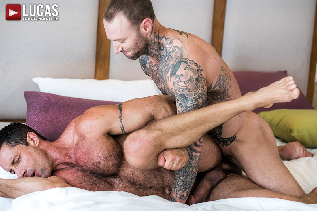 Nick Capra And Dylan James Chat On The Lucas Blog