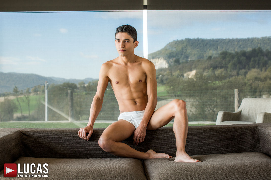Joaquin Santana | A Perfect Bottom-Boy Fag