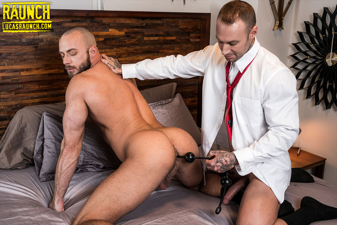 Jessie Colter Gets His Ass Dominated By Dylan James On Lucas Raunch