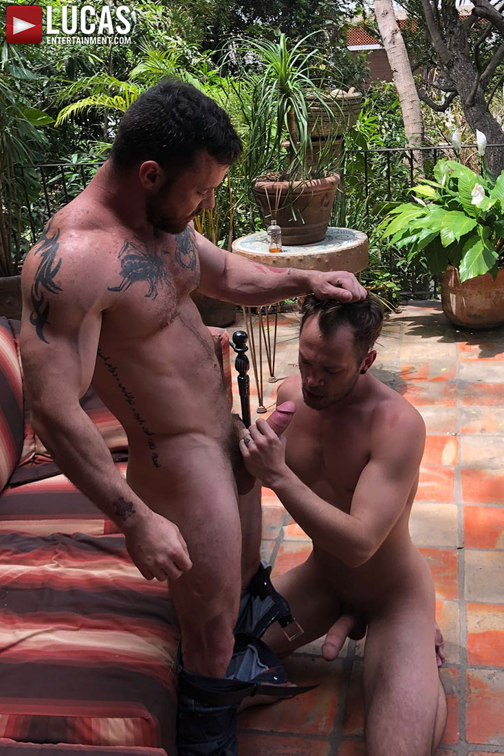 More From Sergeant Miles And Drake Rogers Behind The Scenes In Mexico