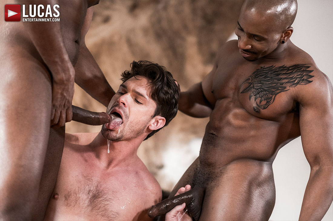 Some Of Our Best Interracial Gay Porn Due Out Over The Next Few Weeks