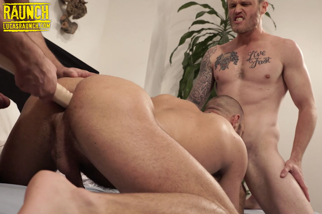 Jessie Colter Gets His Ass Used With Sex Toys Tomorrow