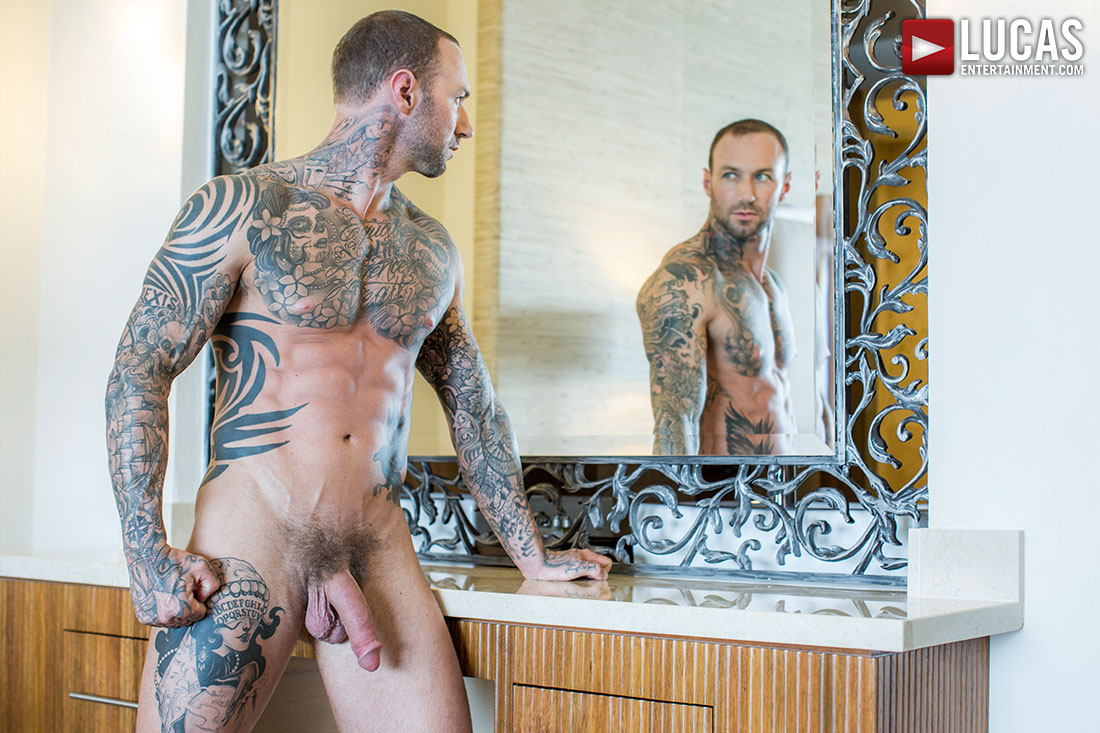 Watch Dylan James' New Model Interview For Free