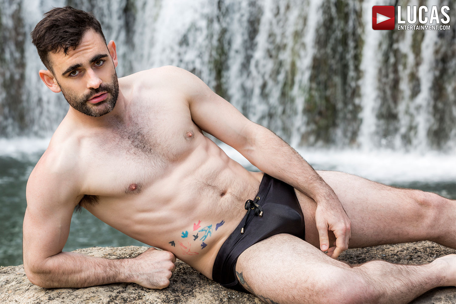 See Max Arion's Exclusive Model Interview
