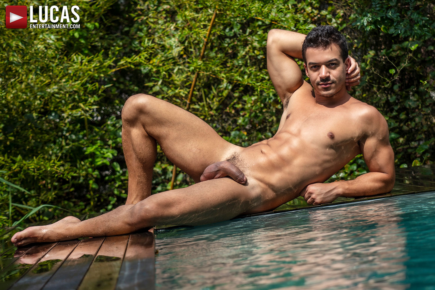 Jonathan Miranda Is Hot, Uncut, And Debuts On Friday