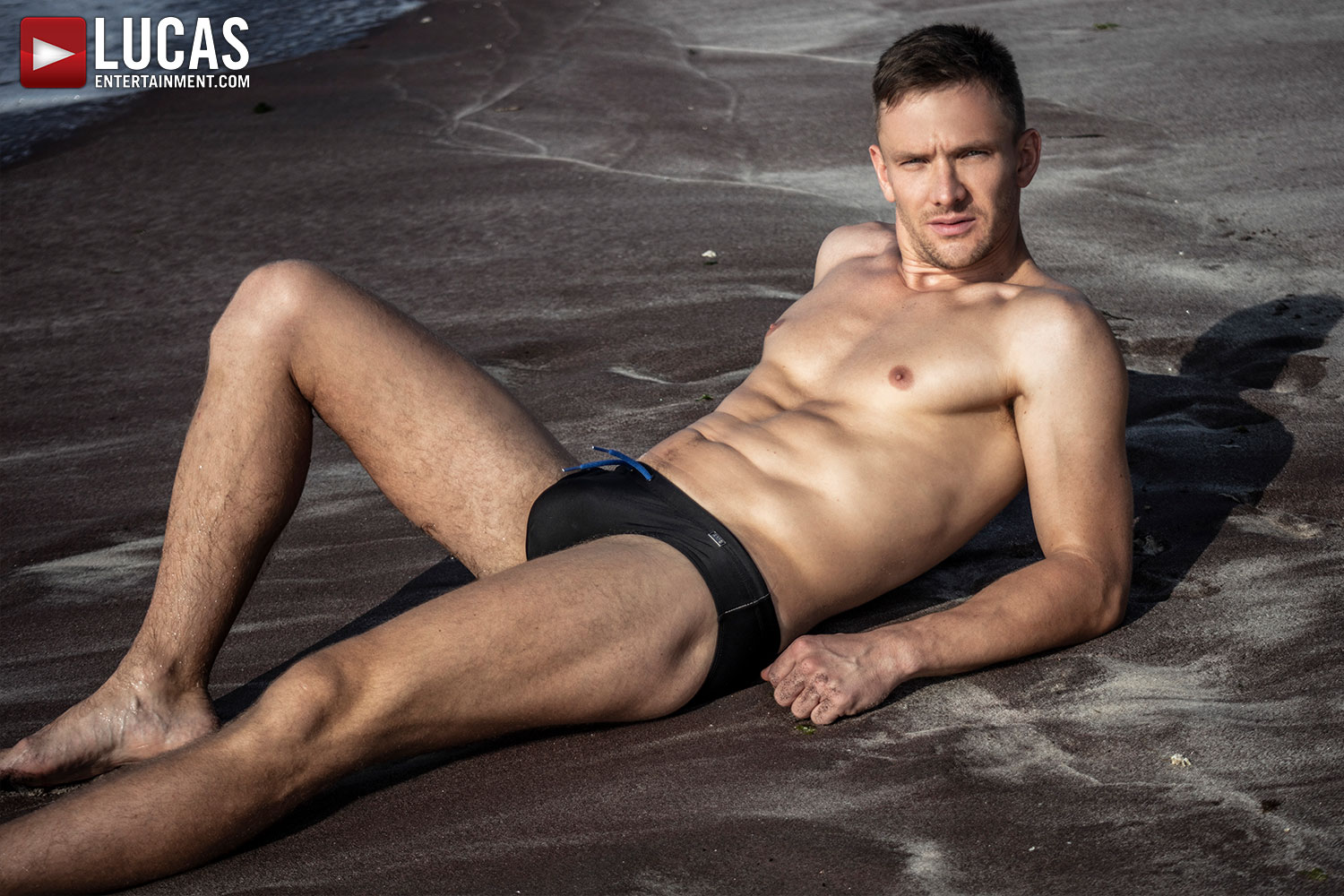 Andrey Vic Is Pure Sex On The Beach