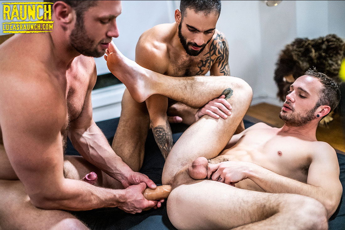 Drake Rogers Gets His Ass Hole Pounded With Sex Toys On Lucas Raunch