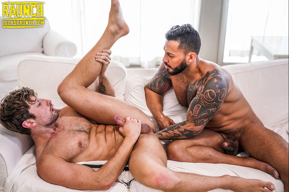 Viktor Rom Fists Drew Dixon On Lucas Raunch
