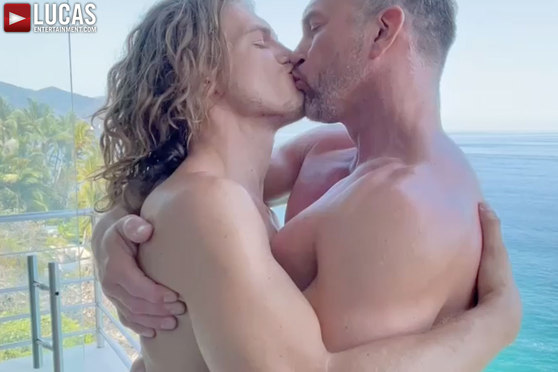 Kosta Viking And Tomas Brand Get Passionate | Behind The Scenes