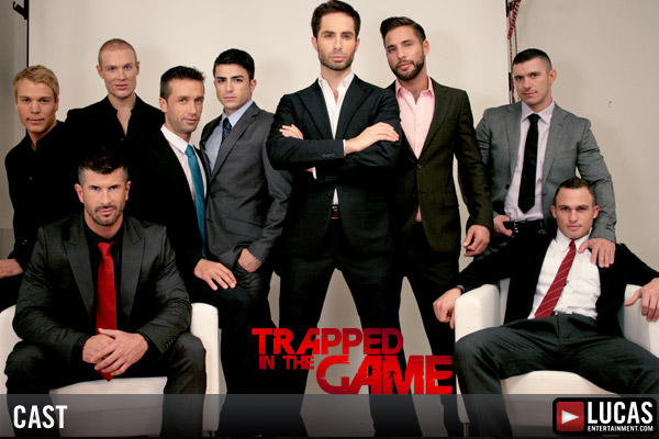 "Lucas Entertainment wraps Berlin blockbuster ""Trapped in the Game"""