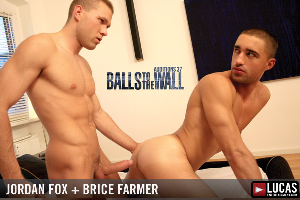 Jordan Fox and Brice Farmer interrogate and fornicate!