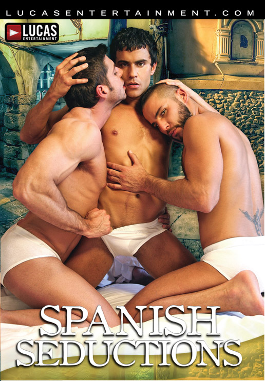 "Lucas Entertainment's Spanish Seductions is ""Smoking Hot"""