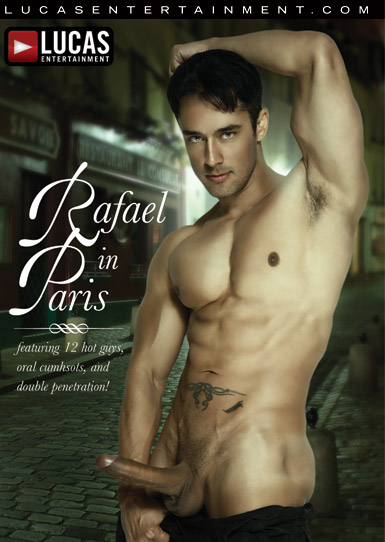 Rafael in Paris Front Cover