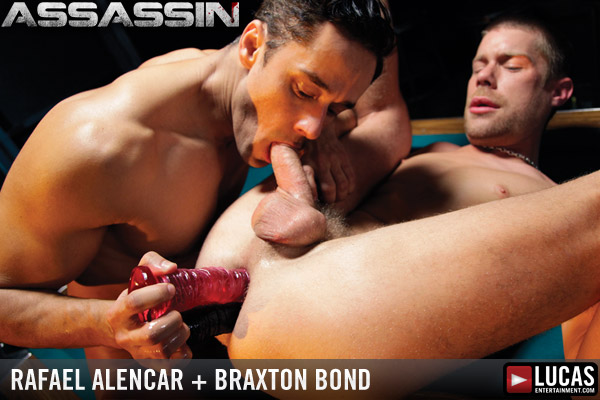 Rafael Alencar and Braxton Bond exclusive interview!