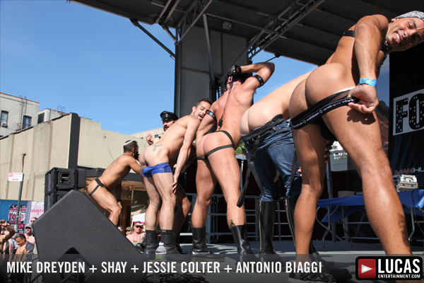 Dirty FOLSOM fun!